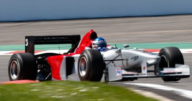 BossGP: Klaas Zwart vence as duas provas na Áustria