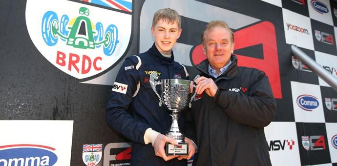 BRDC F4: Mattew Graham é o Campeão do Torneio de Inverno