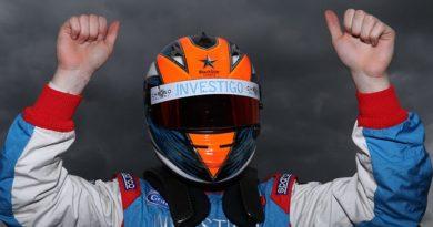 BRDC F4: Charlie Robertson é o novo líder do campeonato