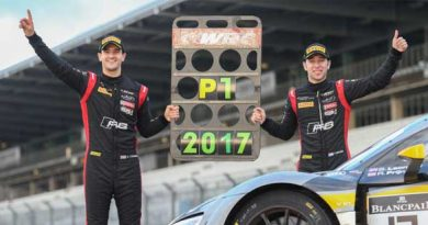 Blancpain GT Series Sprint Cup: Stuart Leonard/Robin Frijns são os campeões de 2017