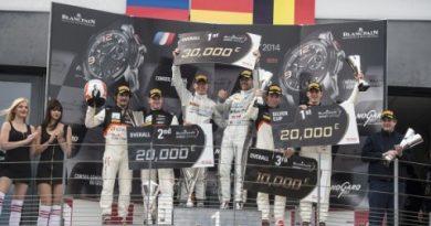 Blancpain Sprint Series: Maximilian Buhk/Maximilian Götz vencem prova principal em Nogaro