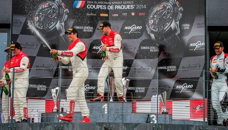 Blancpain Sprint Series: Cesar Ramos/Laurens Vanthoor vencem prova classificatória