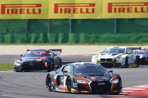 Blancpain Sprint Series: Vitórias da Bentley e Audi em Misano