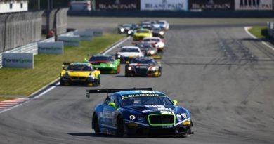 Blancpain Sprint Series: Duplas da Lamborghini e Bentley vencem em Moscou