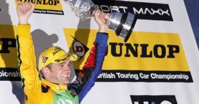 BTCC: Colin Turkington é o Campeão de 2014