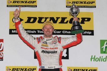 BTCC: Gordon Shedden é o campeão de 2012