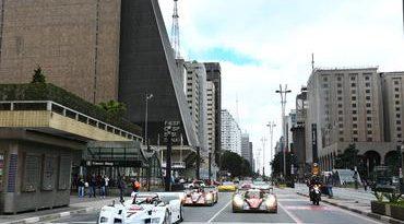 WEC: Carros da Le Mans 6 Horas de São Paulo aceleraram na Avenida Paulista