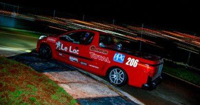500 Km de Londrina: Moreira e Ferreira são os mais rápidos no treino noturno; MRX fica com a pole