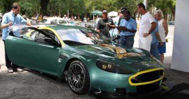 Mil Milhas: Parque Ibirapuera recebe os carros que irão correr as Mil Milhas