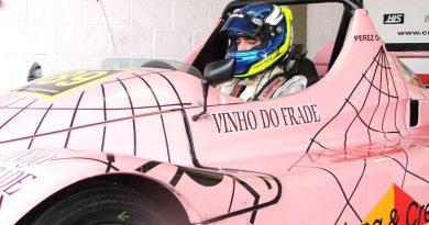 Spyder Race: Fábio Perez é o mais rápido do primeiro dia em Londrina