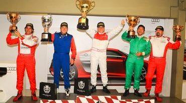 Audi DTCC: Equilíbrio marca segunda corrida em Curitiba