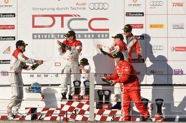 Audi DTCC: Elias Azevedo faz as pazes com a vitória em Interlagos