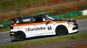 Audi DTCC: Ricardo Landi sai na pole position em Brasília