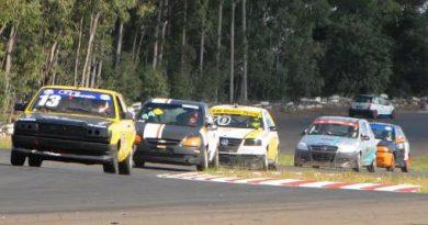 Copa ECPA de Velocidade: Prova acidentada entre os Marcas e Pilotos