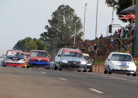 Copa ECPA de Velocidade: Recorde de provas e competidores