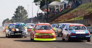 Copa ECPA de Velocidade: Competição continua empolgando