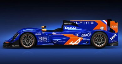 24 Horas de Le Mans: Apresentação do Alpine n° 36