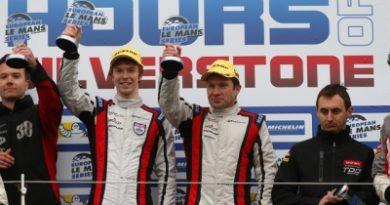 ELMS: Chuva encurta prova e Olivier Turvey/Simon Dolan vencem em Silverstone