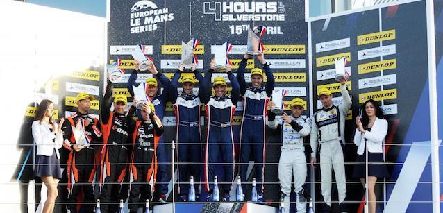ELMS: Trio da United Autosports vence em Silverstone