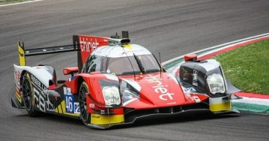 European Le Mans Series: Temporal encurta prova em Imola