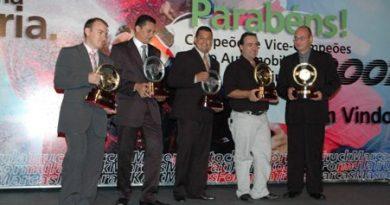 Endurance: Equipe Bardahl/ Chevrolet Endurance recebe premiação da FIA e da CBA