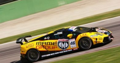Lamborghini Blancpain Super Trofeo: Piloto italiano falece em acidente