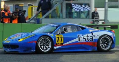 6 Horas de Vallelunga: Alessandro Balzan/Alessandro Pierguidi/Aleksander Skryabin vencem na Itália