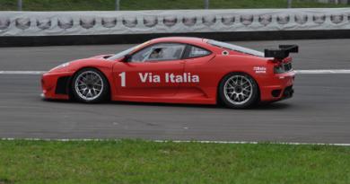 Copa das Federações: Ferrari F430 GT2 vence no Sul