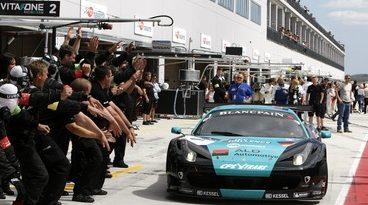 Endurance Series: Michael Bartels/ Frank Kechele/ Nico Verdonck vencem em Navarra