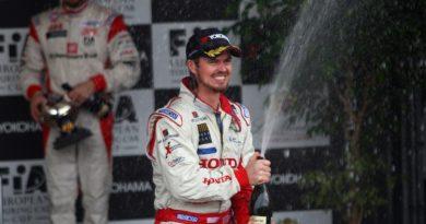 ETCC: James Thompson é o Campeão de 2010