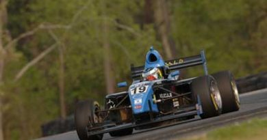 F-Mazda: Caio Lara ganha oito posições na prova e sobe no campeonato