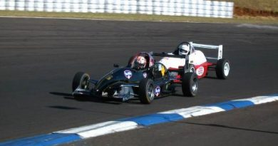 Formula 1.6: Francisco Alfaya e Ismael Toresan foram os grandes vencedores da abertura de campeonato