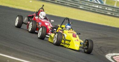 F1600: Em corrida movimentada, Moraes Jr. vence no Velo Città