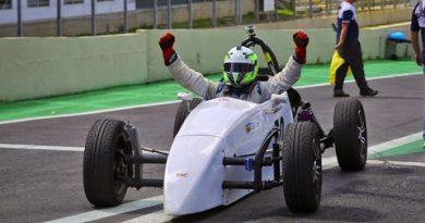 F-1600: Tubino vence última do ano e Padron conquista o título