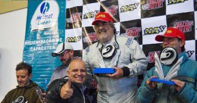 F1600: Sobrinho de Luiz Pereira Bueno luta pela liderança em Interlagos