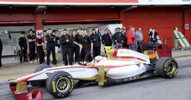 BossGP: Carros da HRT vão disputar o campeonato