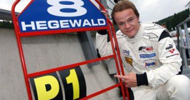 F2: Tobias Hegewald marca a pole-position em Spa- Francorchamps