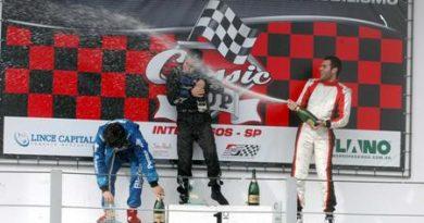 Super Fórmula 2.0: Leandro Florenzo vence em sua prova de estréia na categoria