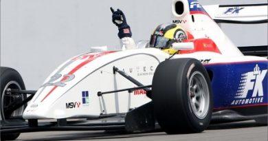 F2: Andy Soucek vence segunda prova em Brno