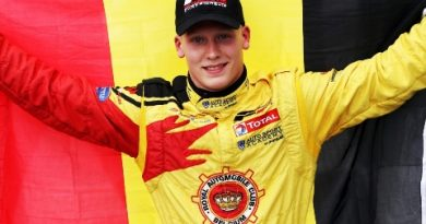 F2: Benjamin Bailly vence a segunda prova em Zolder