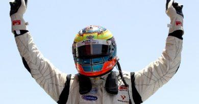 F2: Dean Stoneman vence a segunda prova em Portugal