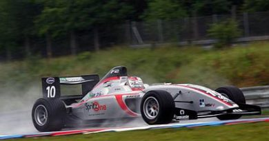 F2: Nicola De Marco marca a pole-position em Brno