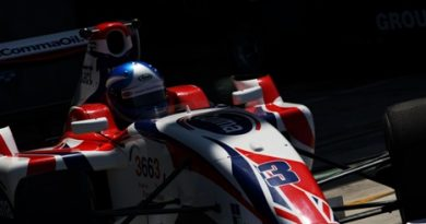 F2: Jolyon Palmer larga na pole em Monza