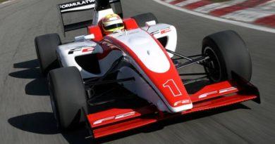F2: Lançado o Williams JPH01