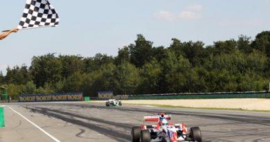 F2: Jolyon Palmer reassume a liderança do campeonato