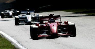 F2: Em Zolder, Philipp Eng é o mais rápido em teste coletivo