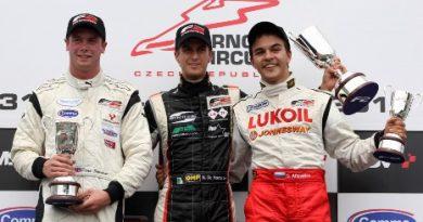 F2: Nicola de Marco vence em Brno