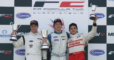 F2: Joylon Palmer e Philipp Eng vencem em Silvestone