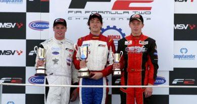 F2: Jolyon Palmer vence a primeira prova em Monza