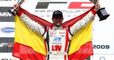 F2: Kazim Vasiliauskas vence em Imola. Andy Soucek é o Campeão de 2009